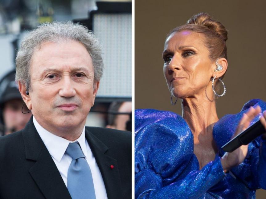 Michel Drucker jouera dans le biopic réalisé par Valérie Lemercier — Céline Dion