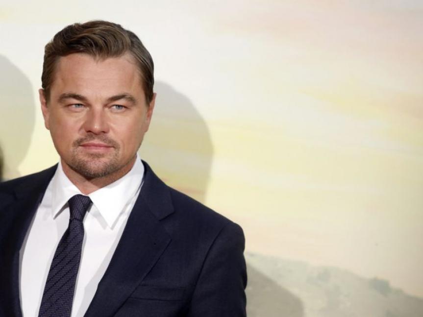 Le geste généreux de Leonardo Di Caprio — Incendie en Australie