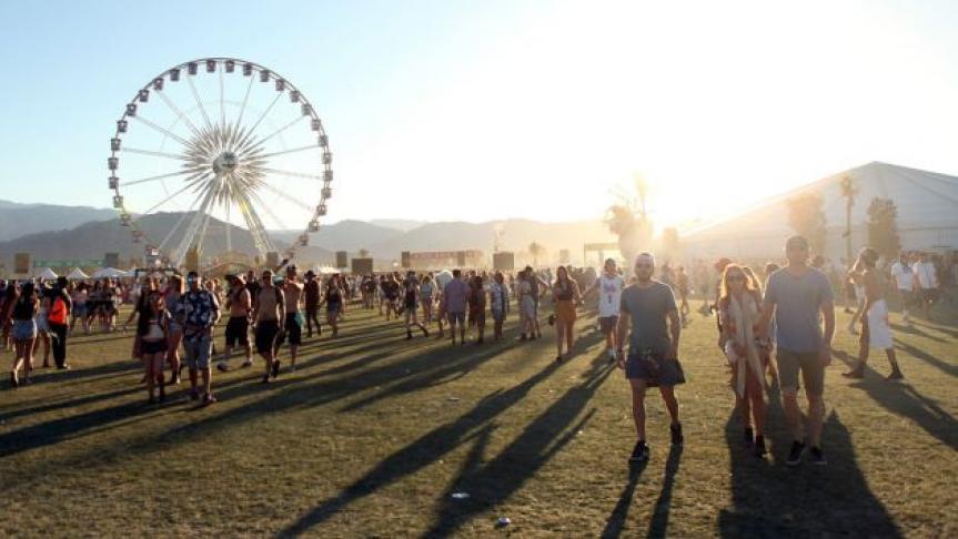 Coachella 2020 officiellement reporté à cause de l'épidémie — Coronavirus