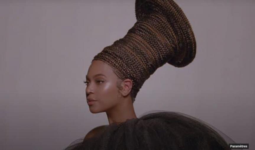 Beyoncé dévoile un nouveau trailer pour son album visuel