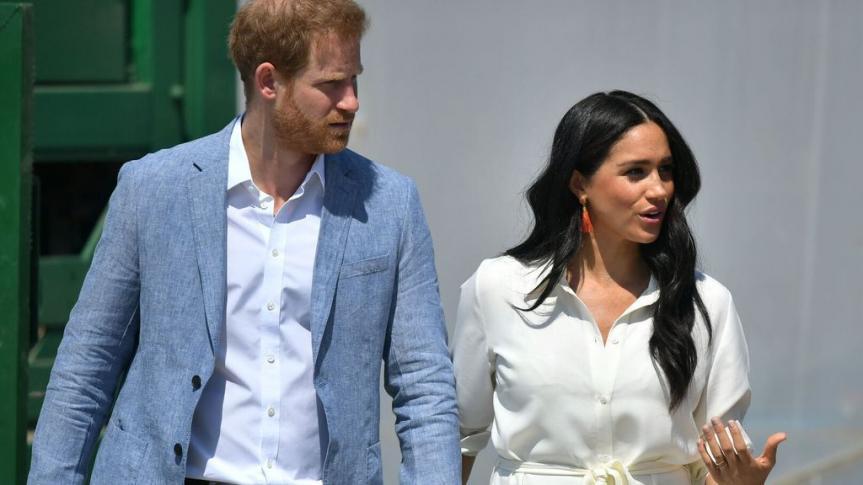 Le prince Harry et Meghan Markle signent une entente avec Netflix